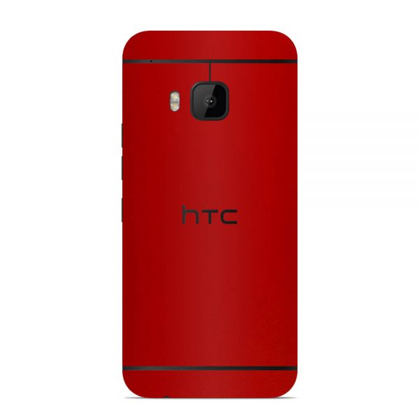 Skin Blood Red HTC One M9