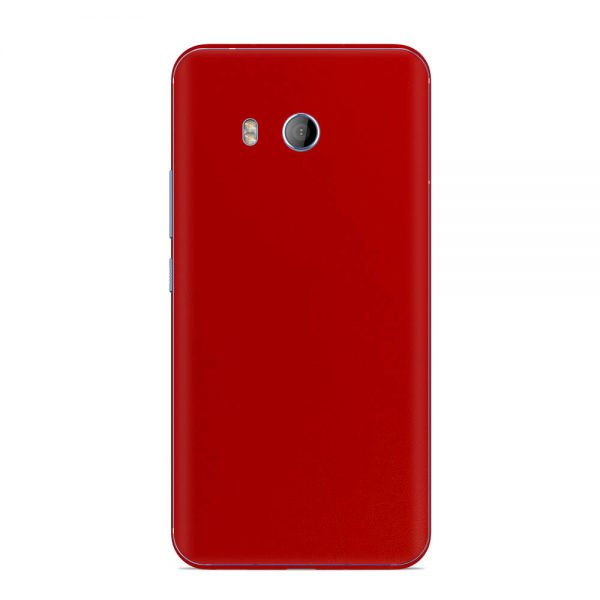 Skin Blood Red HTC U11