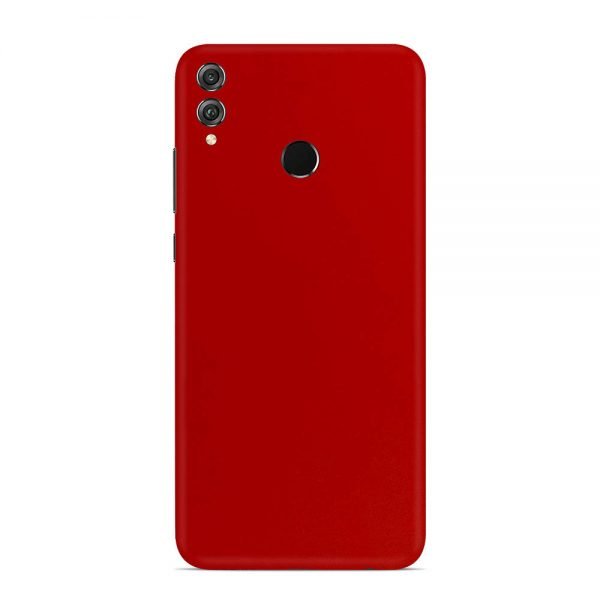 Skin Blood Red Huawei Honor 8X