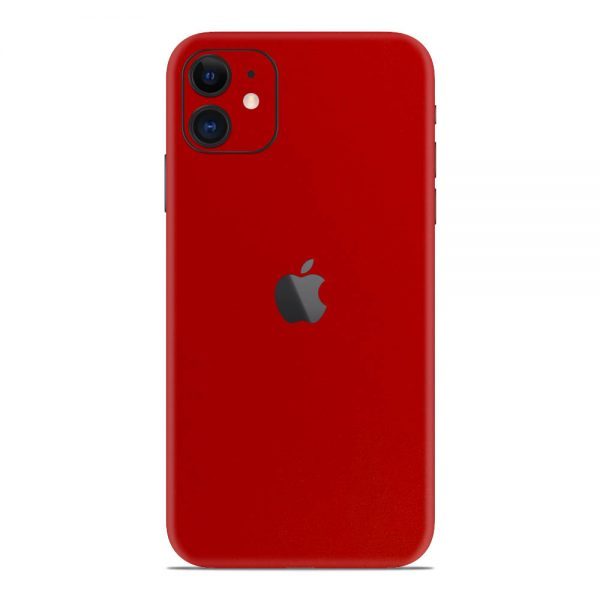 Skin Blood Red iPhone 11