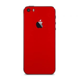 Skin Blood Red iPhone 5 / 5s / SE