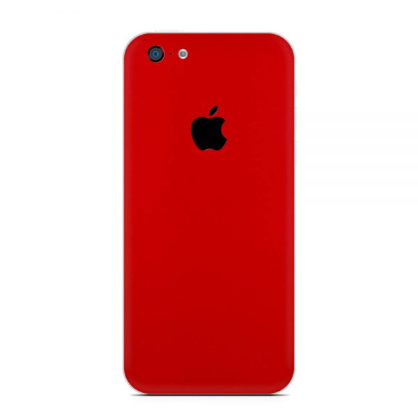 Skin Blood Red iPhone 5c