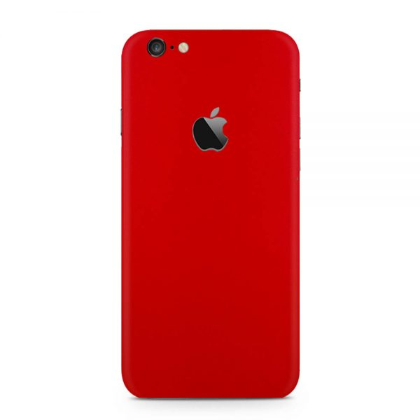 Skin Blood Red iPhone 6 / 6 Plus / 6s / 6s Plus