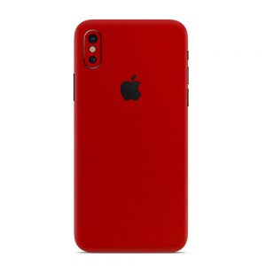 Skin Blood Red iPhone X / Xs / Xs Max