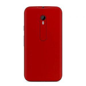 Skin Blood Red Motorola G3