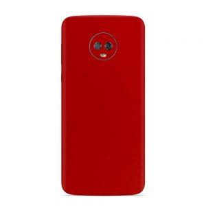 Skin Blood Red Motorola G6