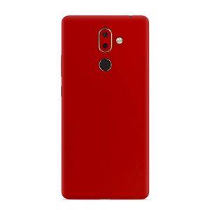 Skin Blood Red Nokia 7 Plus