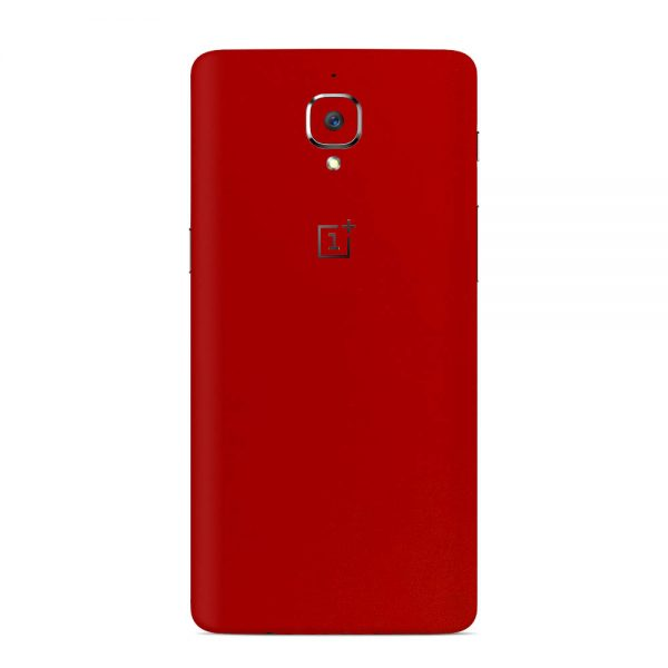 Skin Blood Red OnePlus 3