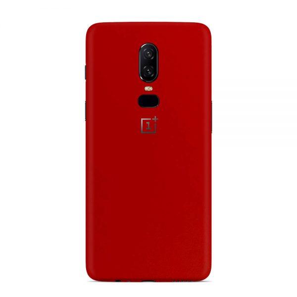 Skin Blood Red OnePlus 6