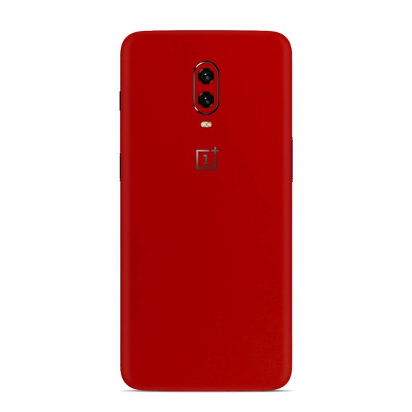 Skin Blood Red OnePlus 6T