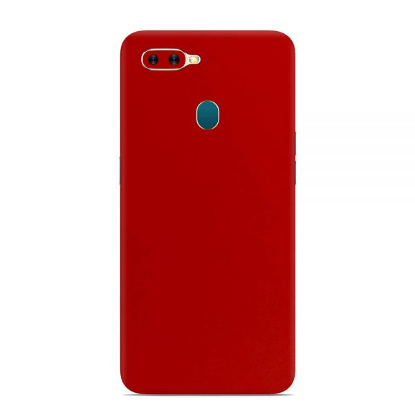 Skin Blood Red Oppo A7