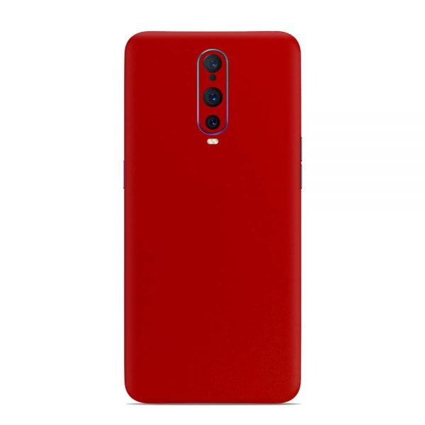Skin Blood Red Oppo R17 Pro