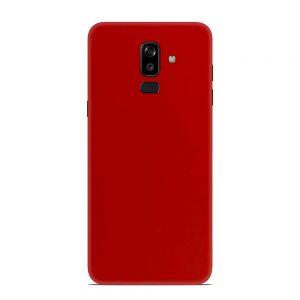 Skin Blood Red Samsung Galaxy J8