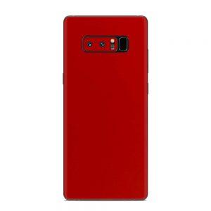 Skin Blood Red Samsung Galaxy Note 8