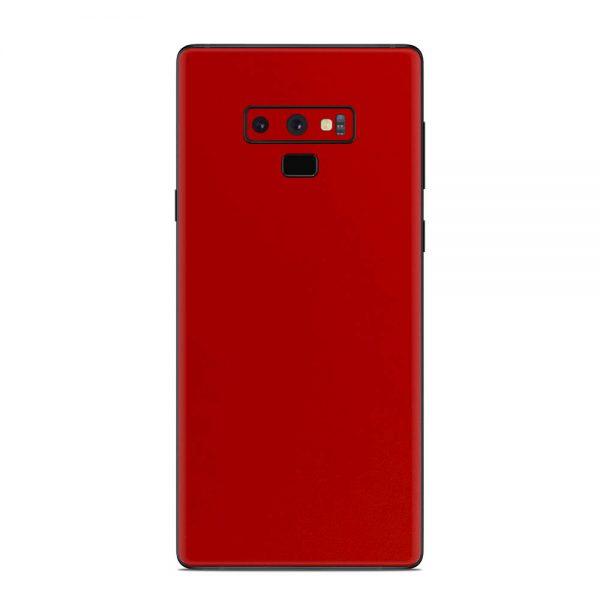 Skin Blood Red Samsung Galaxy Note 9