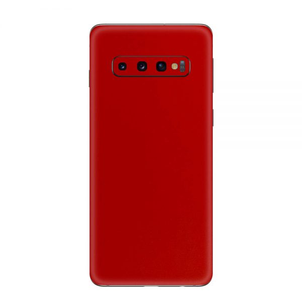 Skin Blood Red Samsung Galaxy S10 / S10 Plus