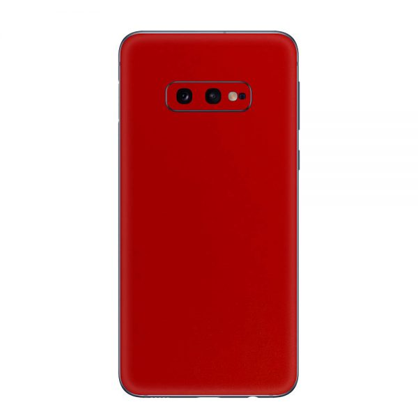 Skin Blood Red Samsung Galaxy S10e