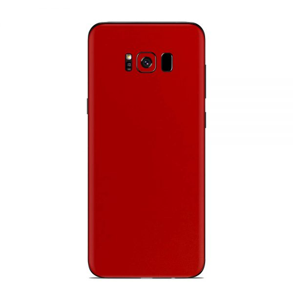 Skin Blood Red Samsung Galaxy S8 / S8 Plus