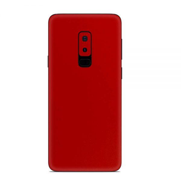 Skin Blood Red Samsung Galaxy S9 Plus