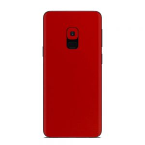 Skin Blood Red Samsung Galaxy S9
