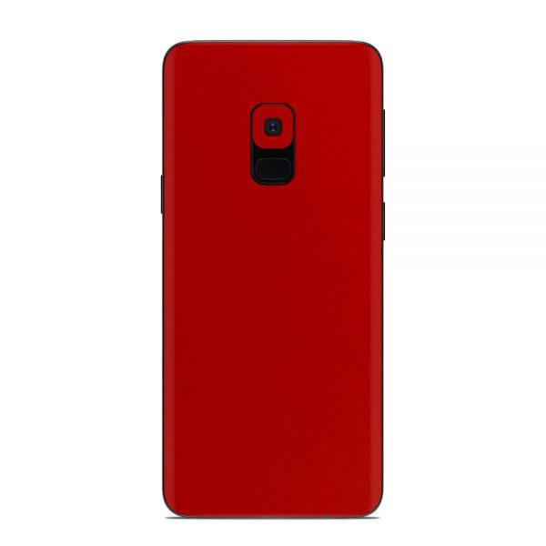 Skin Blood Red Samsung Galaxy S9