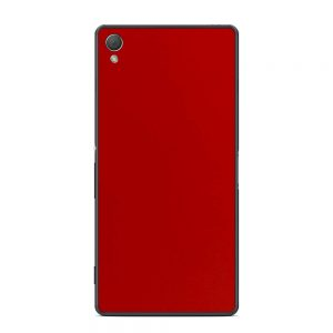 Skin Blood Red Sony Xperia Z3