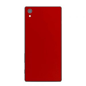 Skin Blood Red Sony Xperia Z5