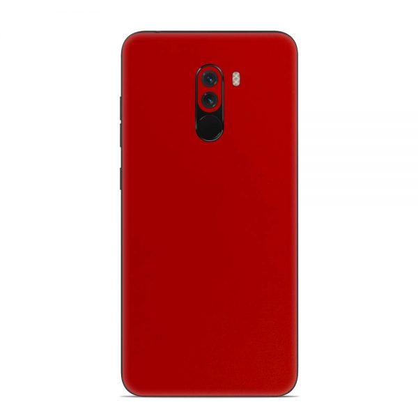 Skin Blood Red Xiaomi Pocophone F1