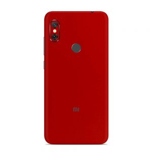 Skin Blood Red Xiaomi Redmi Note 6 Pro