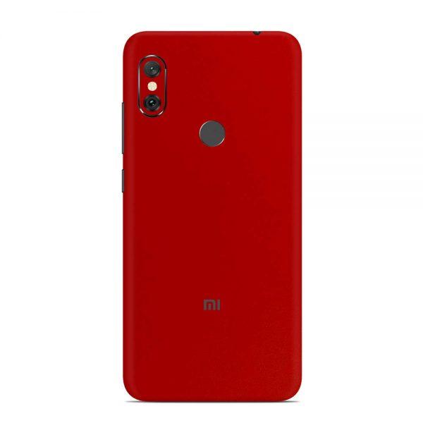 Skin Blood Red Xiaomi Redmi Note 6 Pro