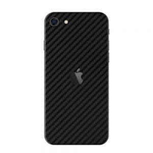 Skin fibra de carbon iPhone SE (2020)