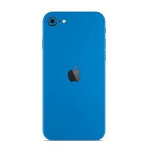 Skin Albastru Riviera Mat iPhone SE (2020)