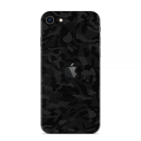 Skin Shadow Black iPhone SE (2020)