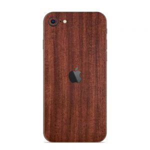 Skin Fine Mahogany iPhone SE (2020)