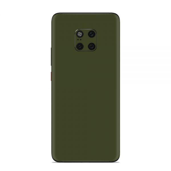 Skin Nato Green Mat Huawei Mate 20 Pro