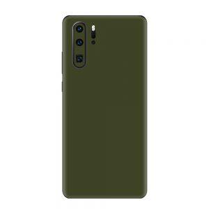 Skin Nato Green Mat Huawei P30 Pro