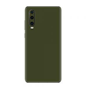 Skin Nato Green Mat Huawei P30