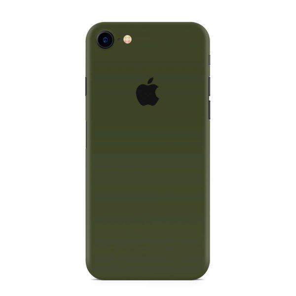 Skin Nato Green Mat iPhone 7 / 8