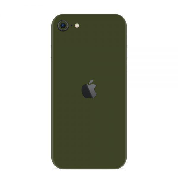 Skin Nato Green Mat iPhone SE (2020)