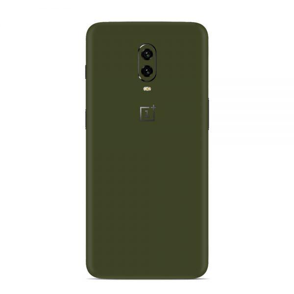 Skin Nato Green Mat OnePlus 6T