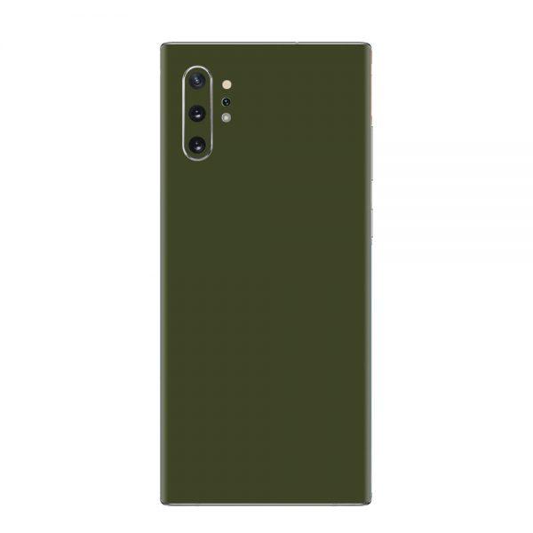 Skin Nato Green Mat Samsung Galaxy Note 10 / Note 10 Plus