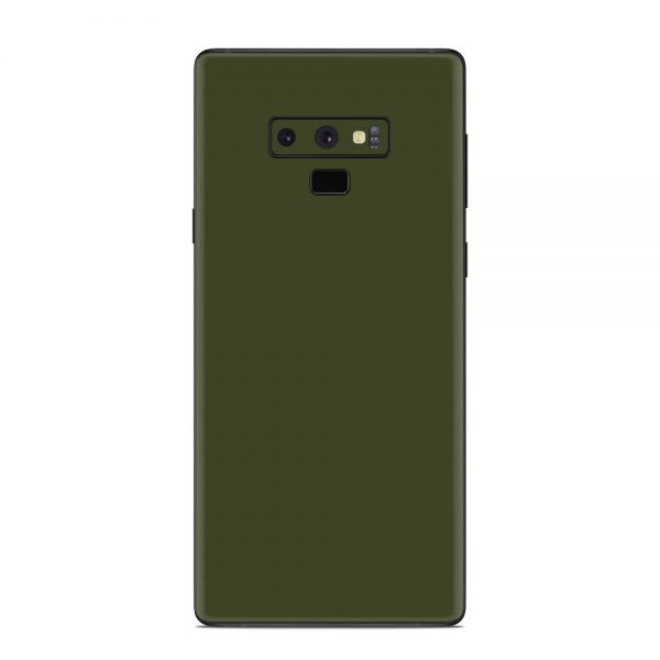 Skin Nato Green Mat Samsung Galaxy Note 9