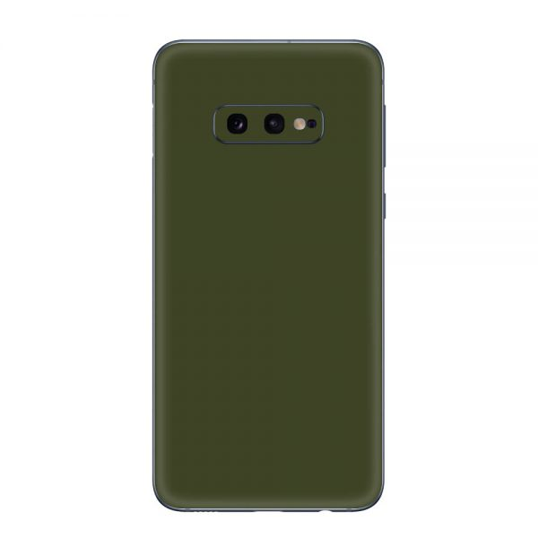 Skin Nato Green Mat Samsung Galaxy S10e