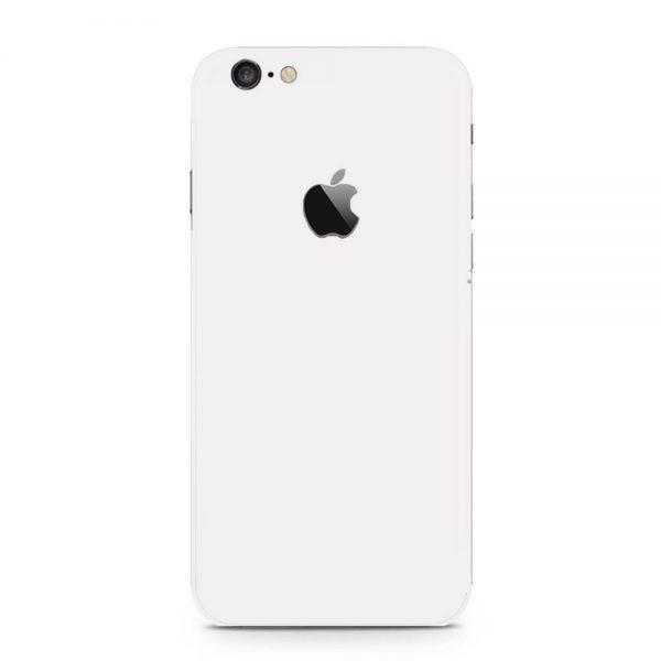 Skin Alb Mat iPhone 6 / 6s / 6 Plus / 6s Plus