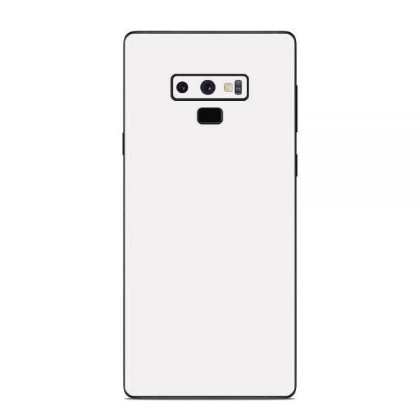 Skin Alb Mat Samsung Galaxy Note 9