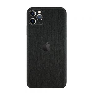 Skin Black Titanium iPhone 11 Pro / 11 Pro Max