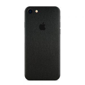 Skin Black Titanium iPhone 7 / 8