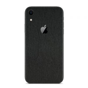 Skin Black Titanium iPhone Xr