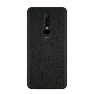 Skin Black Titanium OnePlus 6