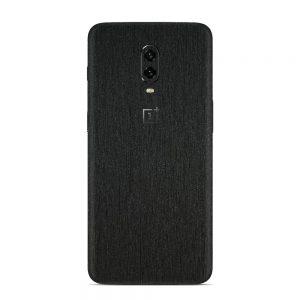 Skin Black Titanium OnePlus 6T